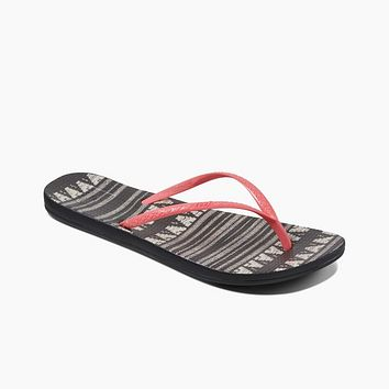 Reef Escape Lux Print Sandals