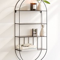 Wire Oval Shelf | Urban Outfitters