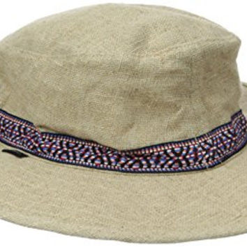 O'Neill Men's Greyson Hat, Natural, One Size