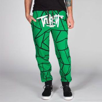 TRUKFIT Geo Shatter Mens Sweatpants