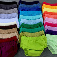 SHIPS NEXT DAY/Soft Cotton Diaper Covers/31 Color Choices/Baby Diaper Covers/Boy & Girl Diaper Covers/Infant Diaper Covers