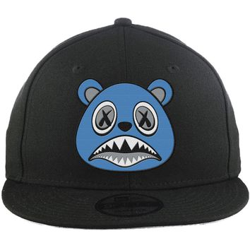 UNC Baws - New Era 9Fifty Black Snapback Hat
