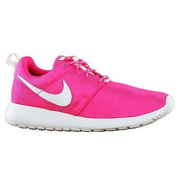 Hyper Pink Nike Roshe Run Shoes