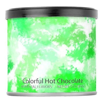 Green Hot Chocolate Mix