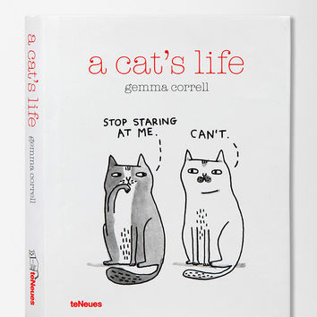 A Cats Life By Gemma Correll