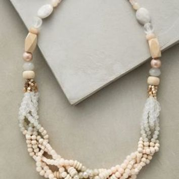 Capwell + Co Anini Braid Necklace in Gold Size: One Size Necklaces