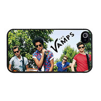 Brand New The Vamps Boy Band iPhone 4 / 4s or iPhone 5 Case Cover