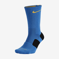 The Nike Dri-FIT Elite Crew Basketball Socks.