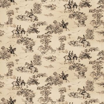 Vervain Fabric 5845202 Elway Hall Toile Bd Locust