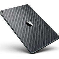 "Carbon Fiber Texture Full Body Skin for the iPad Pro (12.9"" or 9.7"" available)"