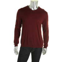 Weatherproof Mens Cashmere Blend Knit Pullover Sweater