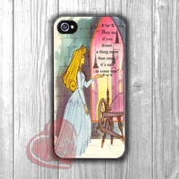 Sleeping Beauty Quote - zdz for iPhone 4/4S/5/5S/5C/6/ 6+,samsung S3/S4/S5,samsung note 3/4
