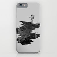Space Diving iPhone & iPod Case by Nicebleed