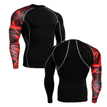 Surfing Surfer Slacker T-shirt 2017 beach T shirts spring long sleeve men clothing quick dry breathable base layer O-neck outdoor coolmax sports T shirts KO_12_1