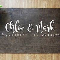Rustic Wedding Guest Book Alternative Guest Book Wedding Guestbook Alternative Custom Guest Book Wood Guest Book Canvas Wedding Guestbook. Sign #208