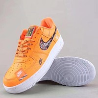 Trendsetter Nike Air Force 1 Low  Fashion Casual Low-Top Old Skool Shoes