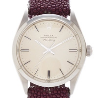 CMT Fine Watch and Jewelry Advisors Rolex Airking W/Service Papera