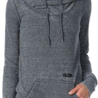Volcom Girls Dipped Hooded Thermal Shirt at Zumiez : PDP