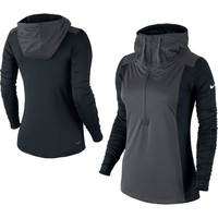 Nike Women's Pro Hyperwarm Shield Half Zip Hoodie | DICK'S Sporting Goods