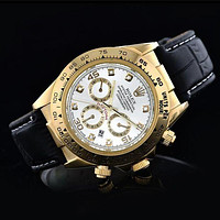Rolex men and women trendy quartz watch