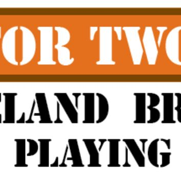 I Root For Two Teams - Browns and Whoever's Playing Baltimore Bumper Sticker