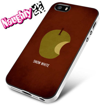 Snow White Apple iPhone 4s iphone 5 iphone 5s iphone 6 case, Samsung s3 samsung s4 samsung s5 note 3 note 4 case, iPod 4 5 Case