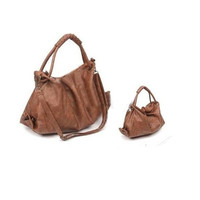 Fashion New Lady Korean Style Synthetic Leather Handbag Shoulder Bag Good BF9 = 1932452804
