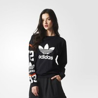 adidas Light Sweatshirt - Black | adidas US