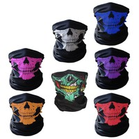 Halloween Horror Skull Head Face Mask