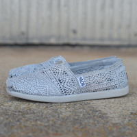 BOBS by Skechers {Silver} | 33753/SIL