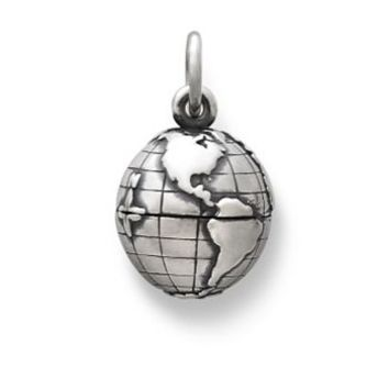 Planet Earth Charm | James Avery