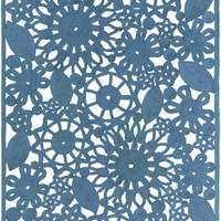 Surya Sanibel SNB4015 Blue Outdoor Area Rug