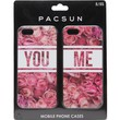 With Love From CA You + Me BFF iPhone 5/5S Case - Womens Scarves - Black - One