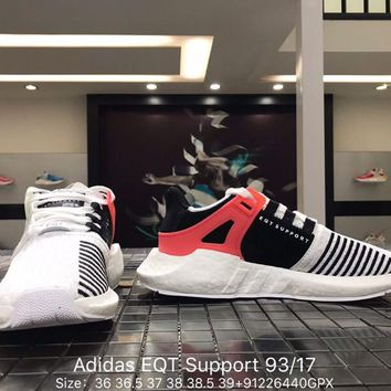 Adidas EQT Support 93/17  Running Shoes Size:39 - 45