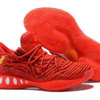 Adidas Performance Men's Crazy Explosive Primeknit Basketball Shoe - Red