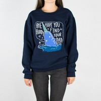Mr. Narwhal Elf Crewneck Sweatshirt