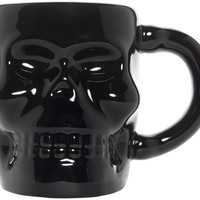 I WANT YOUR SKULL COFFEE MUG BLACK