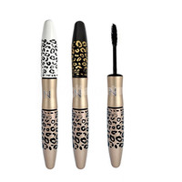 Hot New Leopard Lengthening Curving Waterproof Mascara Extension Eyelash Eye Lash Transplanting Gel Fiber  7052 = 1712963012