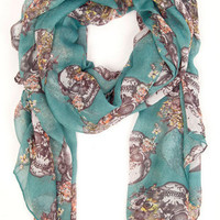 Beautiful Life Scarf $16