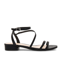 by the way. Sarah Sandal in Black