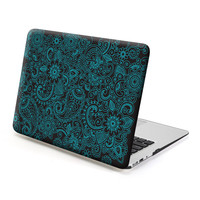 Hard Case Print Frosted (Paisley Pattern) for 13 MacBook Air