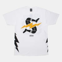 Stussy Ntrntnl T-Shirt - White at Urban Industry