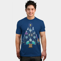 Oh, Chemistry, Oh, Christmas Tree T Shirt By Gravityx9 Design By Humans