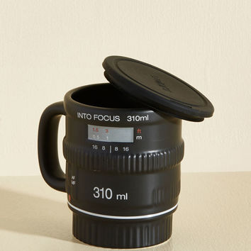 Pour and Shoot Mug