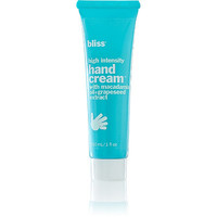 Travel Size High Intensity Hand Cream