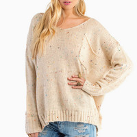 Snuggle Me Sweater $35