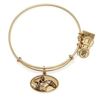 Racehorse Charm Bangle