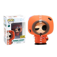 Funko South Park Pop! Zombie Kenny Vinyl Figure Hot Topic Exclusive