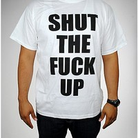 'Shut The Fuck Up' Tee - Spencer's