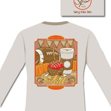I Love Fall  - Adult - Long Sleeve
